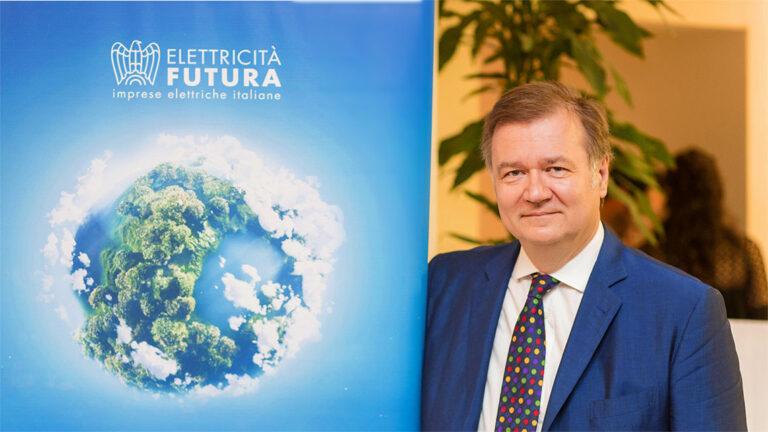 Elettricità Futura: Agostino Re Rebaudengo designato Presidente