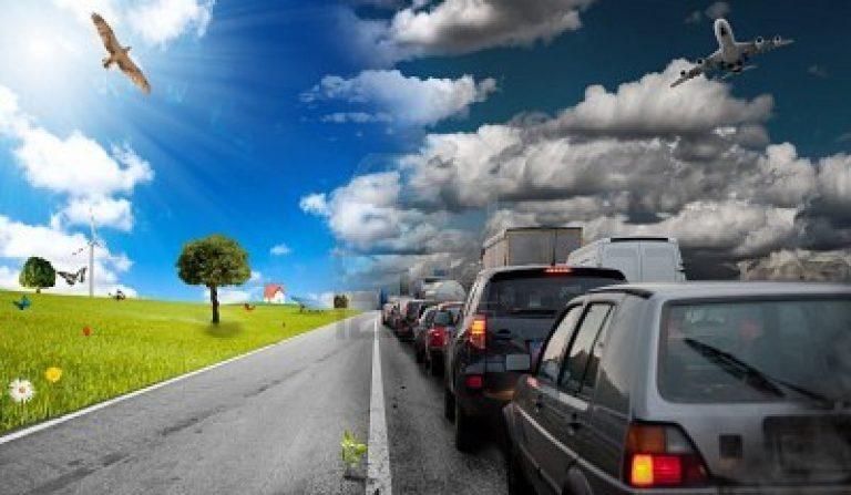 Smart working: calano traffico e inquinamento