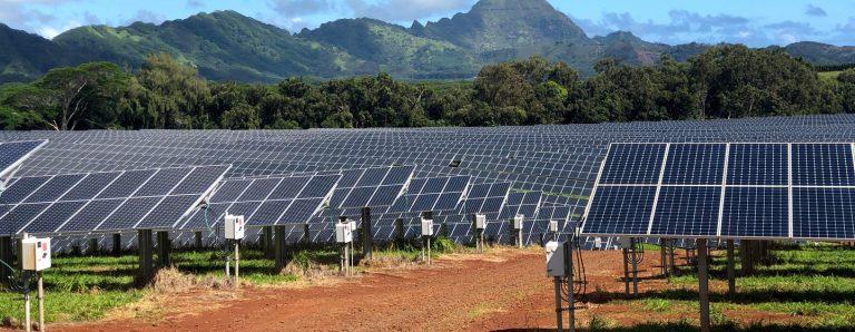 Alle Hawaii impianto solare con storage fornisce energia a 70.000 persone