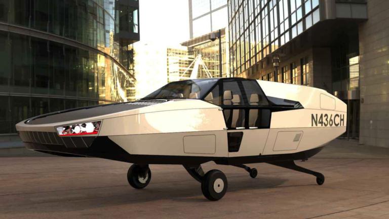 Arriva da Israele il nuovo taxi volante a idrogeno