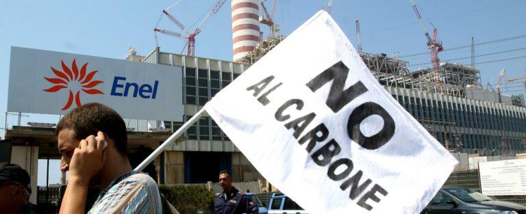Carbone, Enel accelera la riconversione green in Italia e in Cile