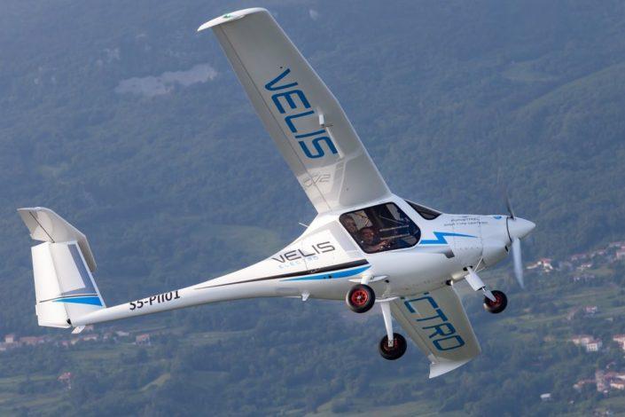 L'Unione Europea certifica il primo aereo elettrico