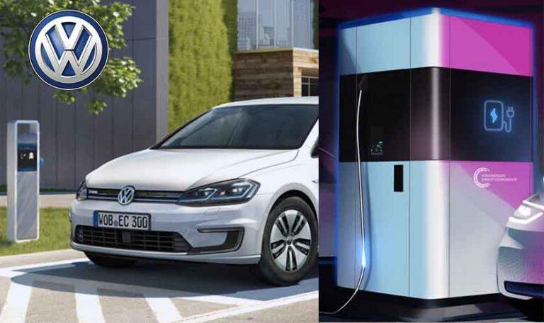Volkswagen investe 2 mld in due società cinesi di auto elettriche