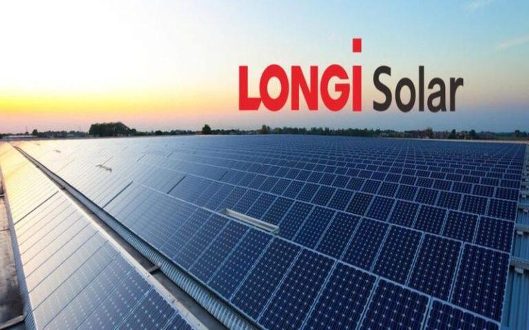 LONGi Solar, ricavi a +42% nel primo semestre 2020