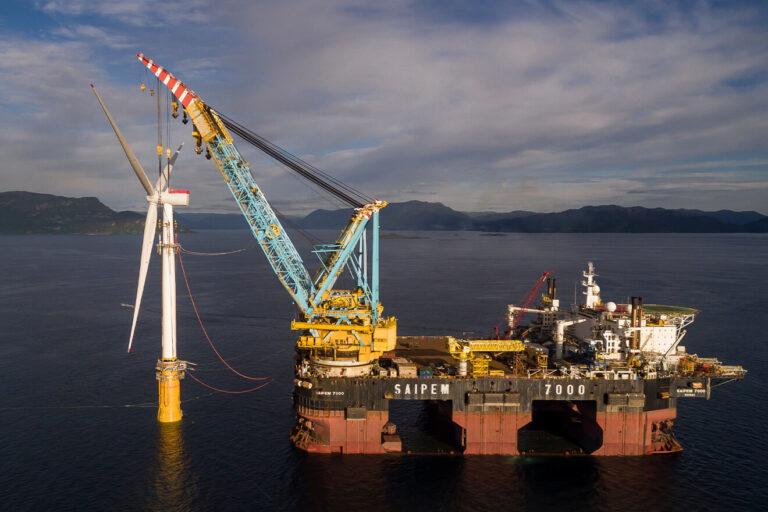 Saipem, contratto in consorzio per parco eolico offshore in Francia