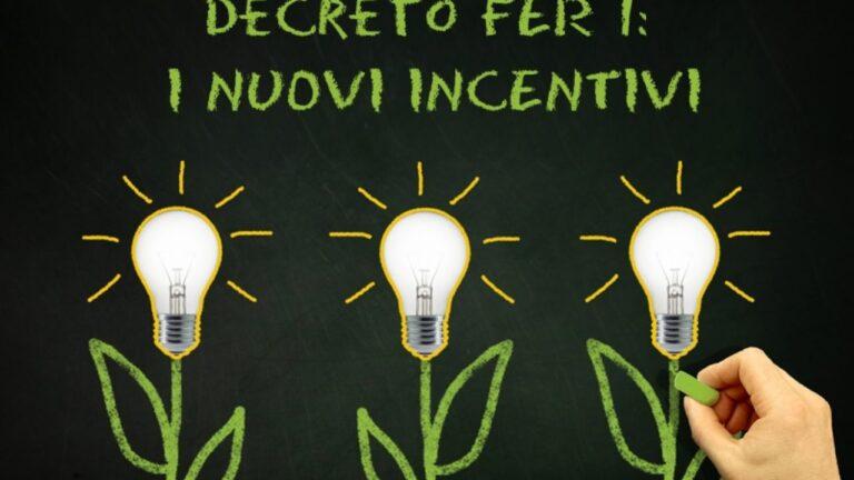 DM FER 1 e DL Semplificazioni: ITALIA SOLARE scrive al MiSE