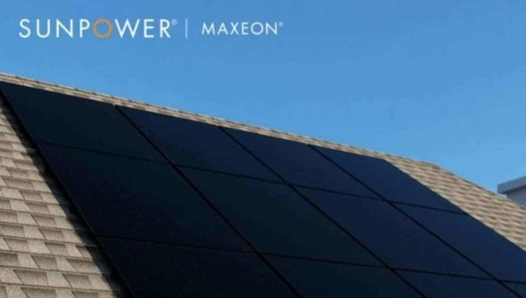 SunPower presenta i pannelli solari bifacciali da 625 W per grandi parchi FV