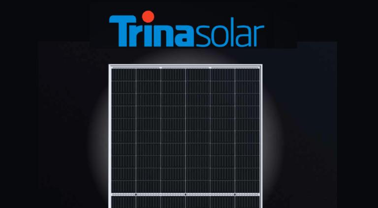 Trina Solar lancia moduli fotovoltaici da 600 Wp