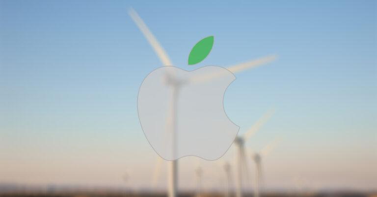Svolta green di Apple: emissioni zero entro il 2030
