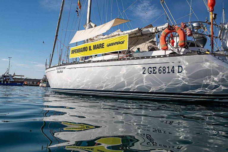 Ricerca Greenpeace: picchi di contaminazione da microplastiche nel Mar Tirreno