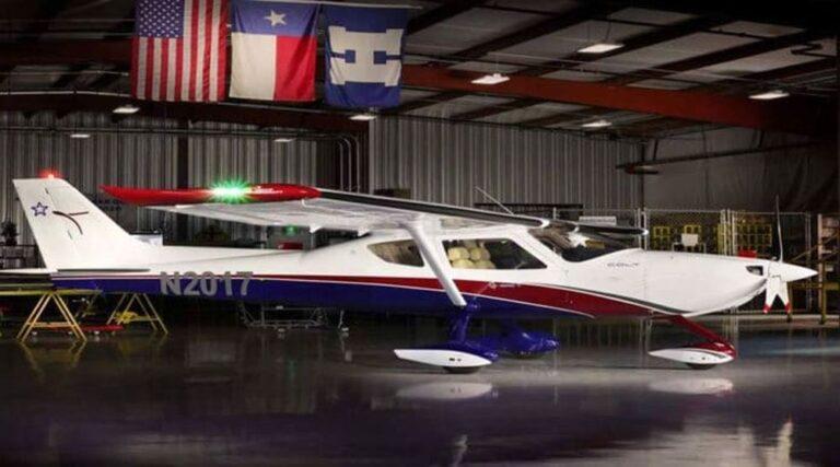 Batterie di Oxis al litio-zolfo per l'aereo elettrico con autonomia di due ore
