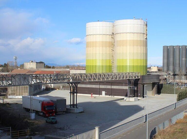 Samso, impianto FV da 320 kWp e smaltimento amianto per Mundi Riso