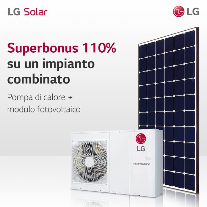 LG Solar, webinar gratuito dedicato al Superbonus 110%
