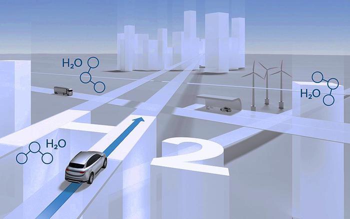 Bosch, camion fuel cell sul mercato nel 2022-2023