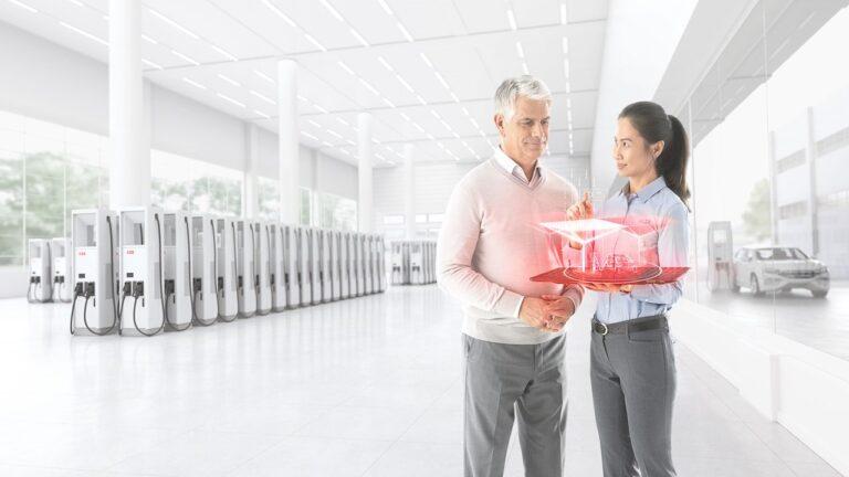 ABB fornisce soluzioni di ricarica per i modelli EV di Dongfeng Honda
