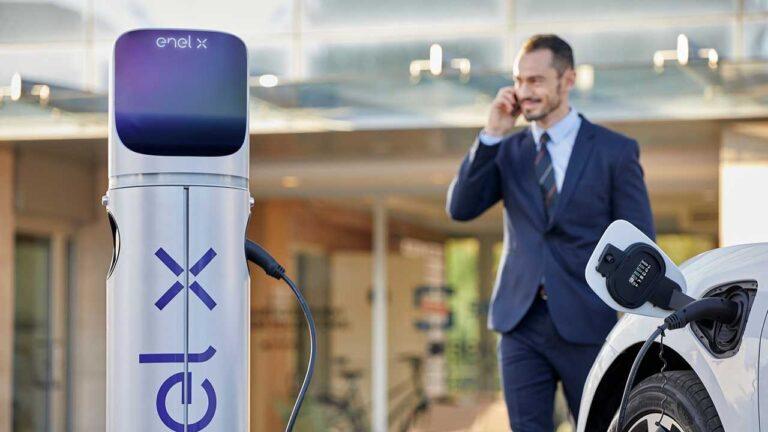 Enel X, accordo con Uber a supporto della mobilità elettrica negli USA