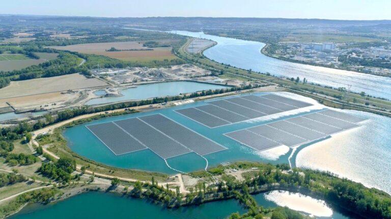 Enel Green Power, test in Sicilia su impianto FV galleggiante