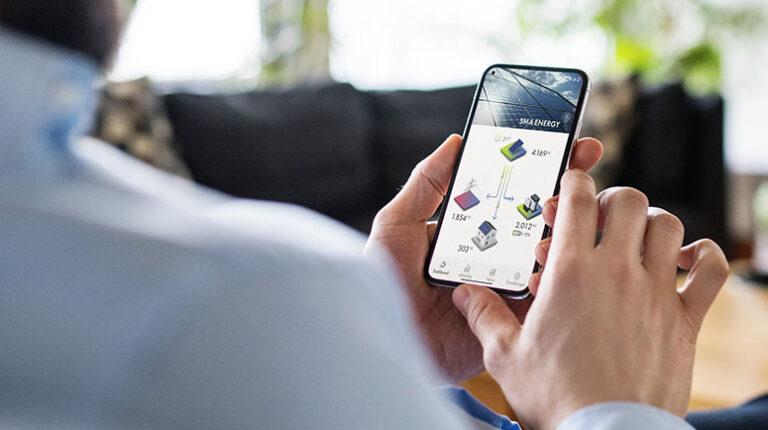 FV, SMA lancia nuova app per il monitoraggio di consumo e produzione