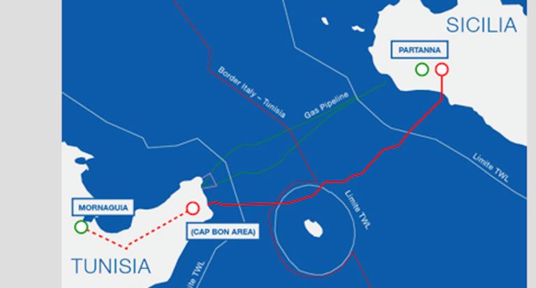 Trasmissione elettrica, al via al Senato l'iter dell'accordo tra Italia e Tunisia