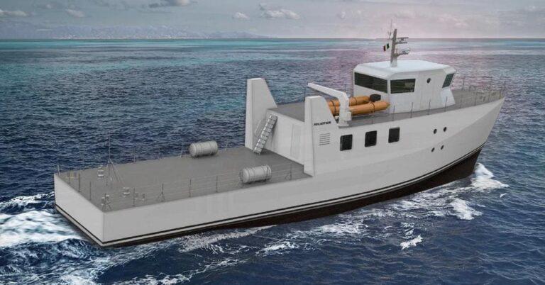 "Fincantieri presenta ""ZEUS"", la nave alimentata tramite fuel cell"