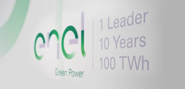 Enel Green Power, record di capacità rinnovabile costruita in un solo anno