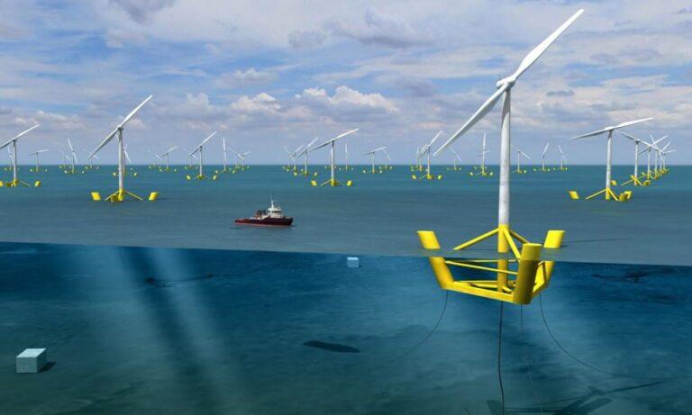 Rinnovabili offshore, potenziale di oltre 450 GW nella roadmap UE