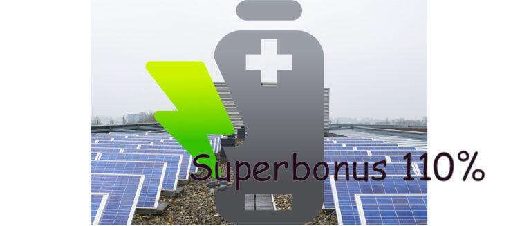 Fotovoltaico: raddoppia il tetto del Superbonus 110%