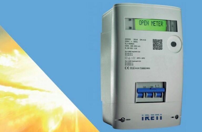 Iren, nuovi contatori di energia elettrica per i Comuni di Torino e Parma