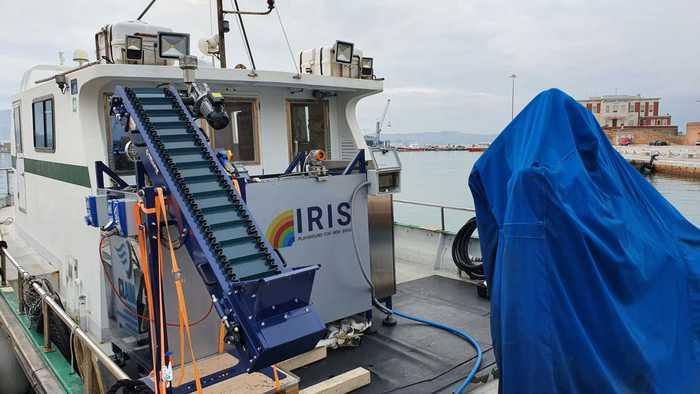 Energia elettrica da plastica: il test Green Plasma al porto di Ancona