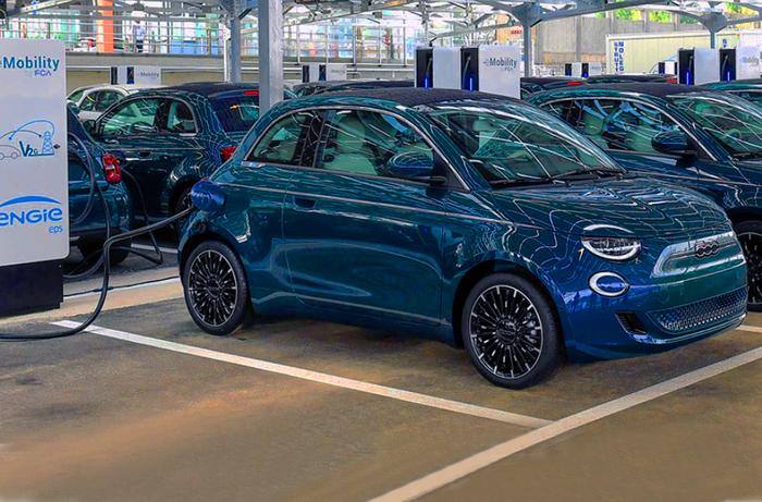 FCA, la tecnologia Vehicle-to-Grid collega le nuove vetture alla rete