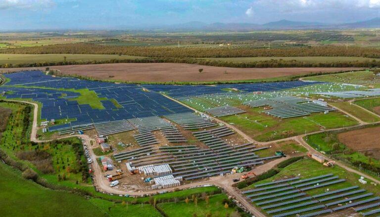 ESI, completata una centrale fotovoltaica da 22 MWp a Maiorca