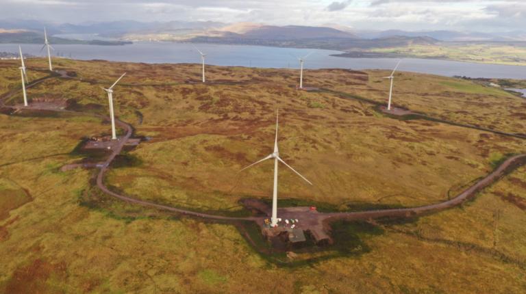 BayWa r.e., a Inverclyde il primo parco eolico del Regno Unito senza sovvenzioni