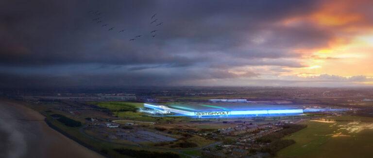 Britishvolt costruisce una giga factory nel Regno Unito