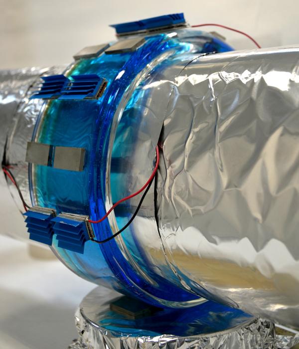 Elettricità dal calore di scarto grazie a un brevetto dell'Istituto Italiano di Tecnologia