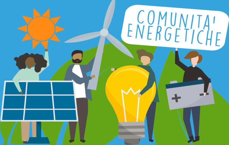Studio Legambiente, dalle comunità energetiche 17 GW di rinnovabili in 10 anni