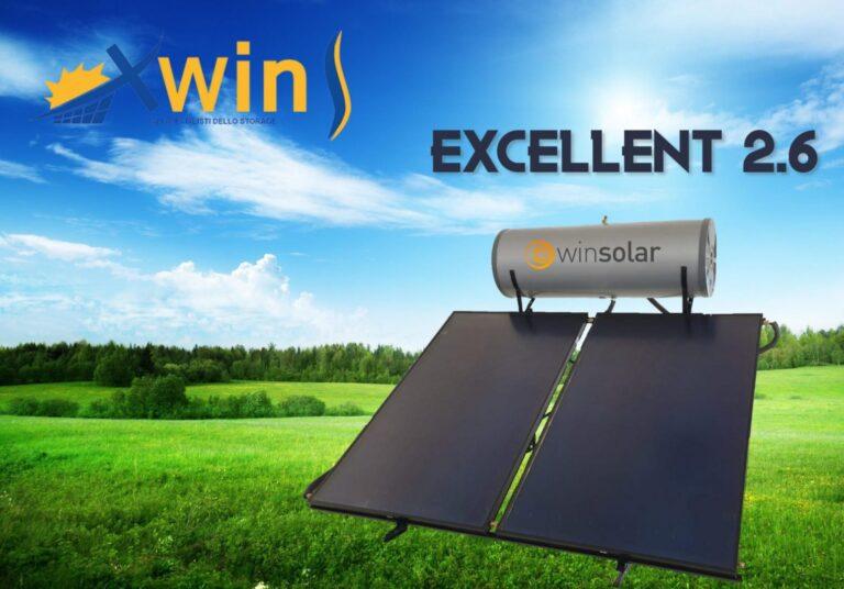 Il sistema solare termico di WinSolar amplia l'offerta di X-Win