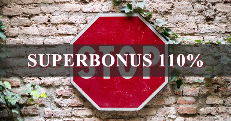 Superbonus 110%, via libera a proroga per tutto il 2022