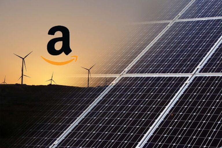 Amazon, due progetti di energia rinnovabile destinati all'Italia