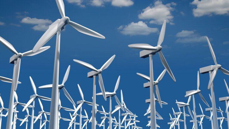 Gran Bretagna, in un giorno l'eolico ha generato più della metà dell'elettricità totale