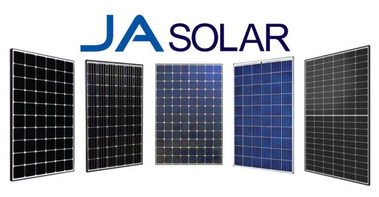 I moduli FV di JA Solar per il progetto da 88 MW sull'isola di Guam