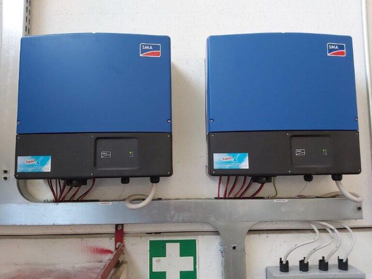 SMA e Energy Point Garda, nuovo impianto FV per Meccanica Center