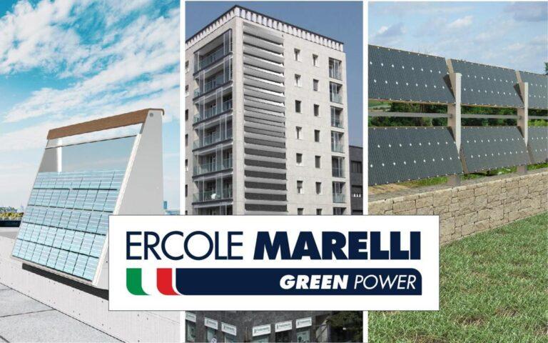 Nasce la divisione Ercole Marelli Green Power