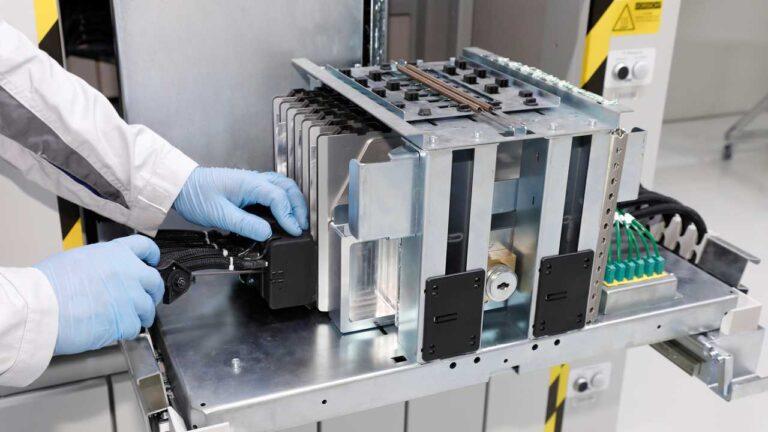 Batterie agli ioni di litio, nasce a Caserta la prima Gigafactory italana