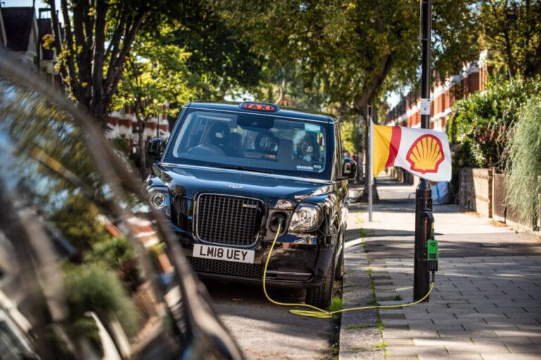 Shell acquisisce Ubricity, la rete di ricarica del Regno Unito