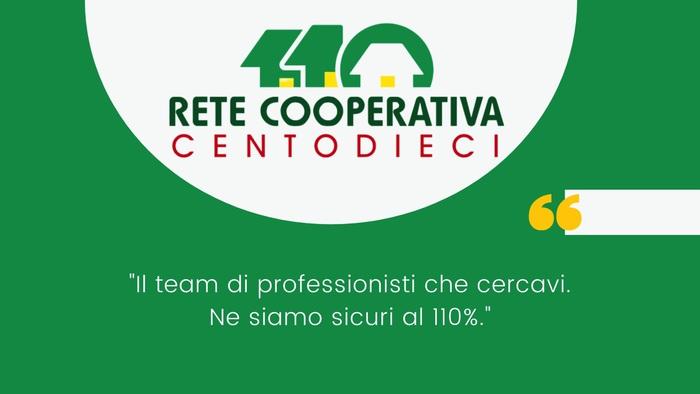 Superbonus, nasce in Umbria la Rete cooperativa 110%