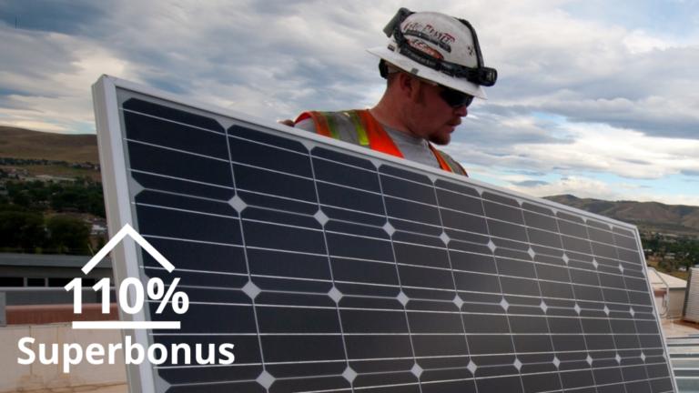ITALIA SOLARE, webinar dedicato al Superbonus 110%