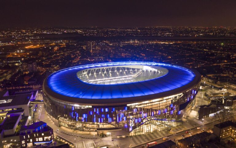 """Sostenibilità, il Tottenham è il club più """"green"""" della Premier League"""