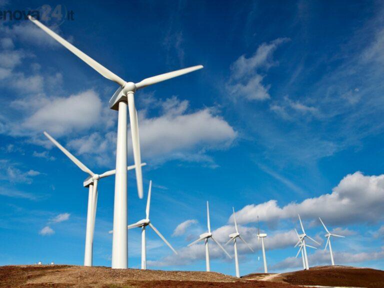 Eolico, accordo tra Erg e Enercom per impianti in Italia e nel Regno Unito