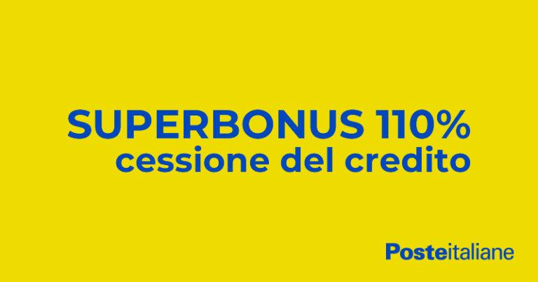 Accordo tra Poste Italiane e Sma Italia per la cessione del Superbonus 110%