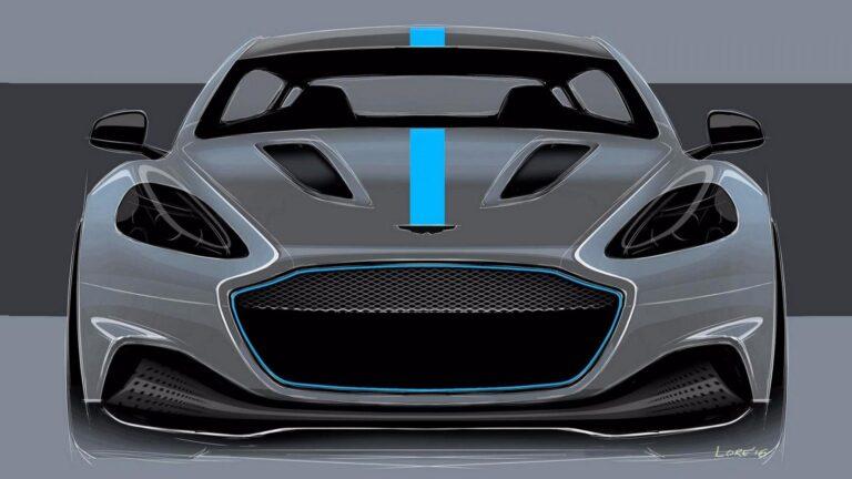 Aston Martin, dal 2025 le prime vetture elettriche